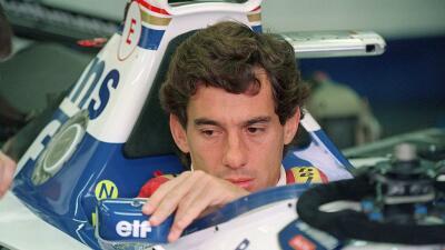 Ayrton Senna en el recuerdo a 24 años de su muerte