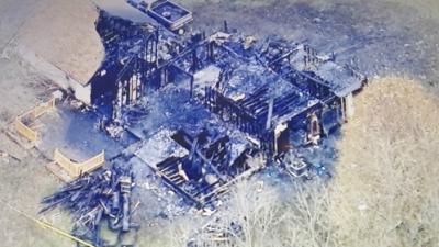 Seis personas perdieron la vida en un incendio en Dixon, Illinois.