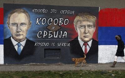 Putin quería a Trump