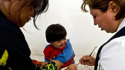 En el mundo se han logrado planes de vacunación efectivos contra...