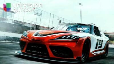 El Toyota Supra regresa a las pistas
