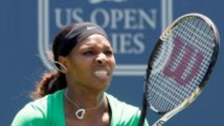 Serena Williams se sitúa en el puesto 79 de la WTA.