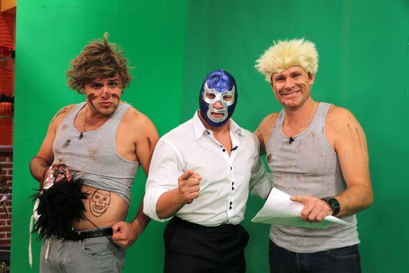 Descubre todo lo que Blue Demon Jr y más estrellas de la lucha libre mex...