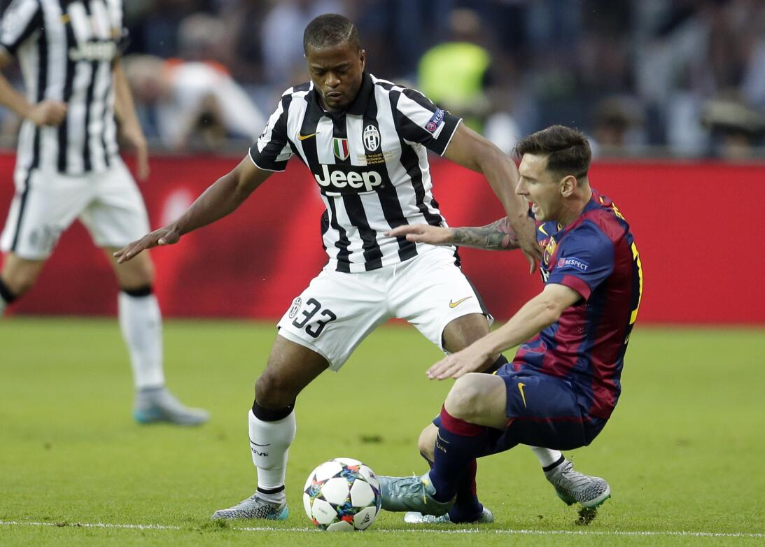 Mónaco-Juventus, una relación de larga data y varios cracks AP_972279685...