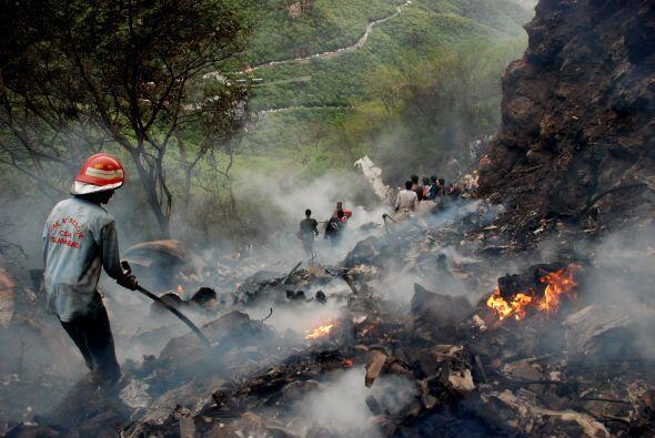 28 de julio: Fallecen 153 pasajeros de un Airbus A321 de la compañía pri...