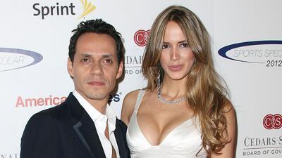 ¡Marc Anthony y Shannon de Lima ya se casaron!