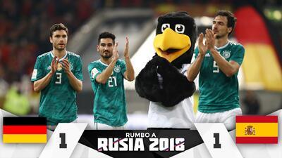 El 1-1 prevaleció entre dos de las selecciones candidatas a conquistar l...