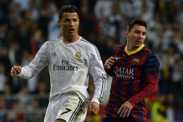 En lo que son jugadores los fans esperan que Cristiano Ronaldo y Lionel...