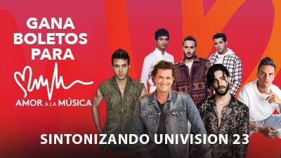 Sintoniza y Gana con Univision 23