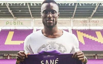 Lamine Sané, nuevo futbolista del equipo de Jason Kreis.