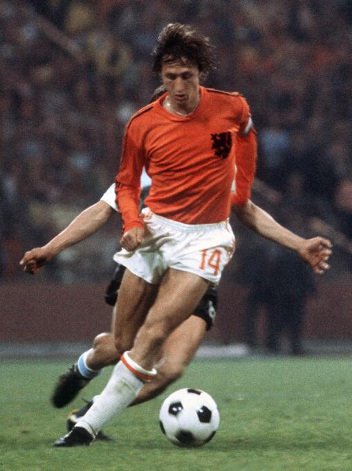 El gran Johan Cruyff fue transferido del Ajax al Barcelona por una cifra...