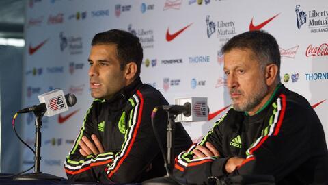 Rafael Márquez, Juan Carlos Osorio