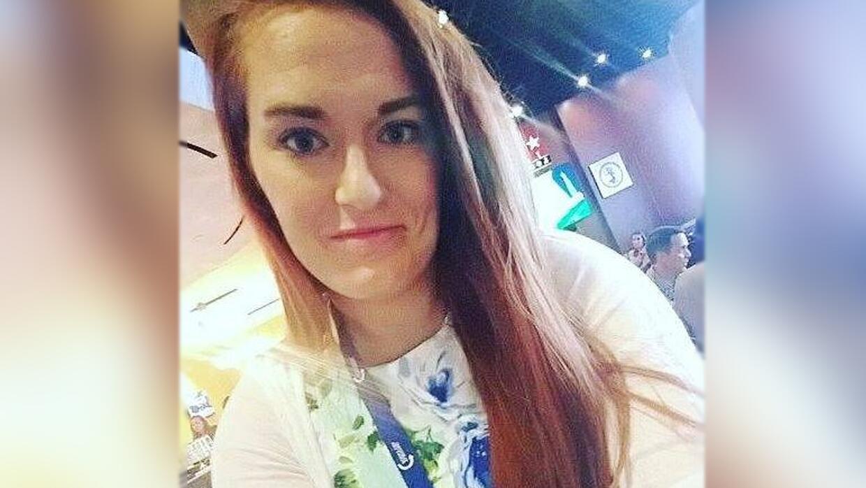Amber Potter, de 24 años, desapareció junto con sus dos hijos de 3 y 5 a...