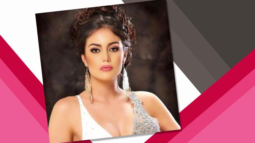 Bárbara Turbay: Esta colombiana de Miami fue la tercera finalista de la...
