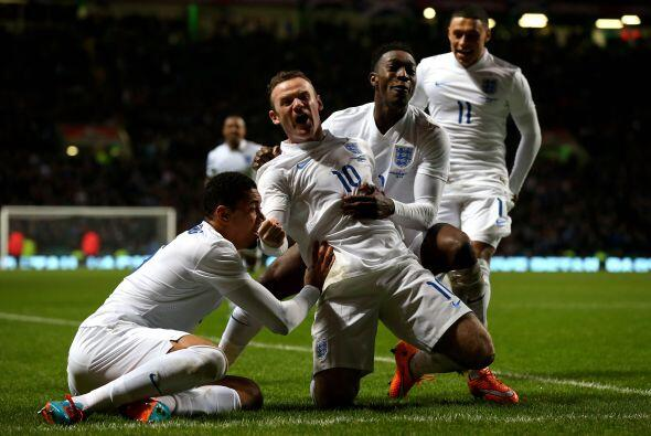 En otro amistoso Inglaterra se impuso 3-1 a Escocia en campo ajeno.
