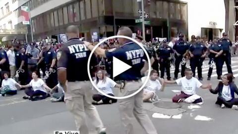 Protesta DACA  NY