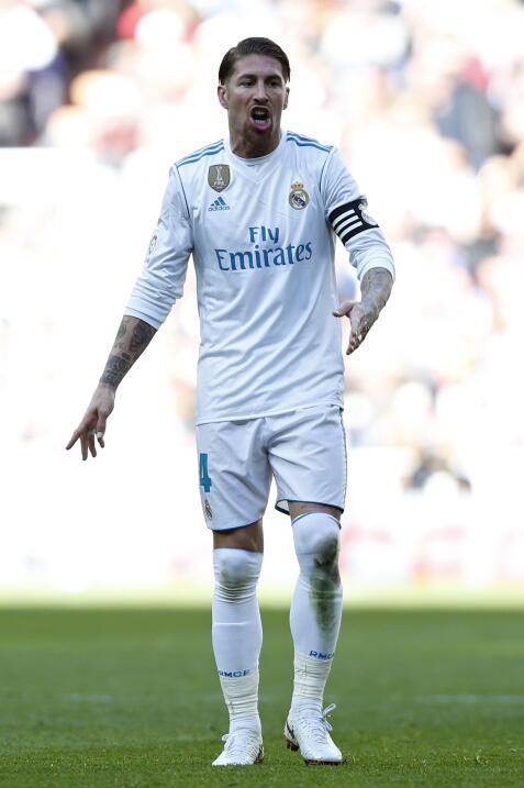 11. Sergio Ramos (Real Madrid / España)