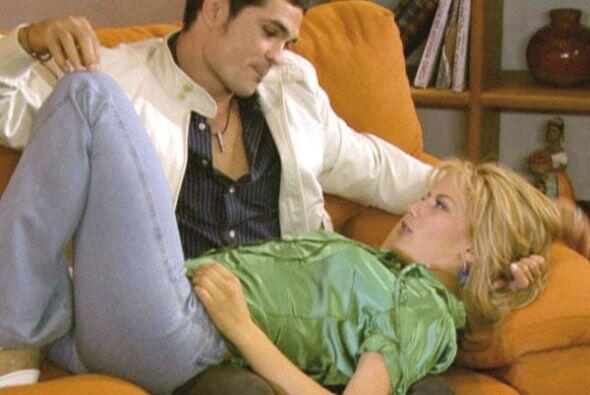 """""""Germán"""" y """"Romina"""" tenían muy bien escondida su relación."""