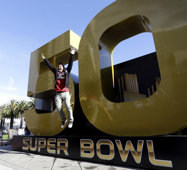 La fiesta ya empezó en San Francisco con motivo del Super Bowl 50, la ge...