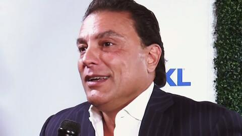 Osvaldo Ríos defendió a su amigo Julián Gil y habló maravillas de él com...