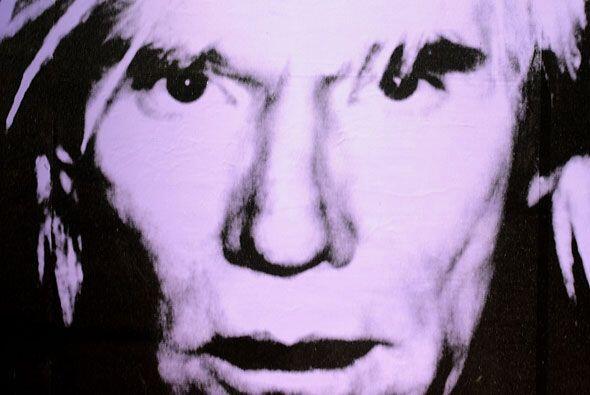 Andy Warhol-Artista