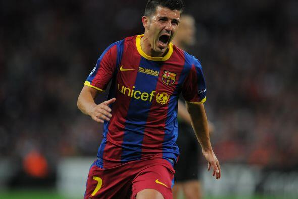 Villa puso el 3 a 1 y decretó el resultado final.