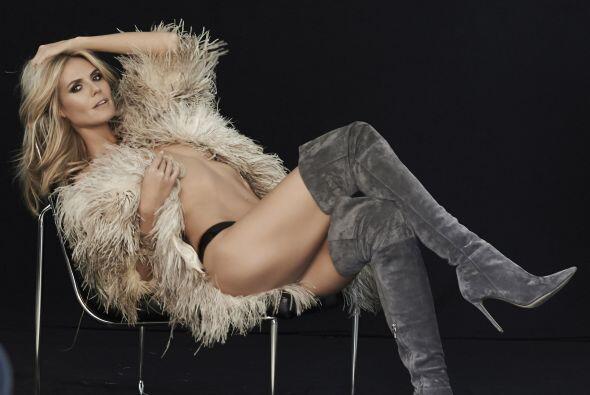 ¿A quién de ustedes les gustaría tener en su cama una mujer como esta?