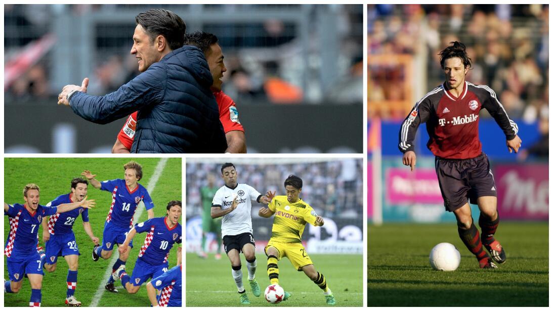 Kovac quiere que Marco Fabián aprenda  a jugar de 10 estilo Croacia niko...