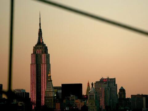 La imagen del Empire State ha aparecido en cientos de películas y...