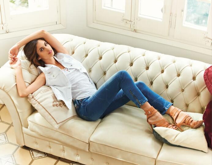La bella portuguesa es una de las modelos más cotizadas del mundo y es u...