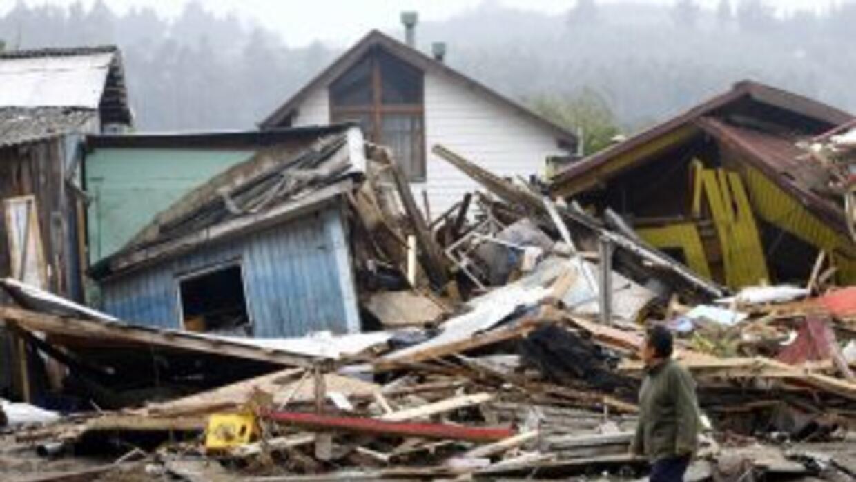 El terremoto y maremoto (tsunami) de Chile del 27 de febrero de 2010 imp...