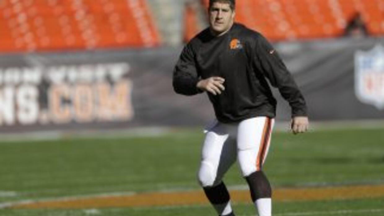 Alex Mack se quedará en Cleveland (AP-NFL).