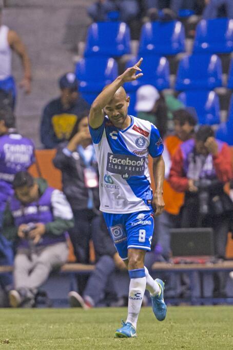 Los Pumas terminan de hundirse tras ser goleados por Puebla francisco-ac...