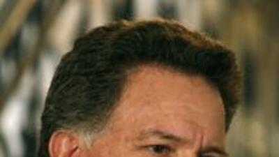 Luis Carlos Restrepo, alto comisionado para la paz durante el Gobierno d...
