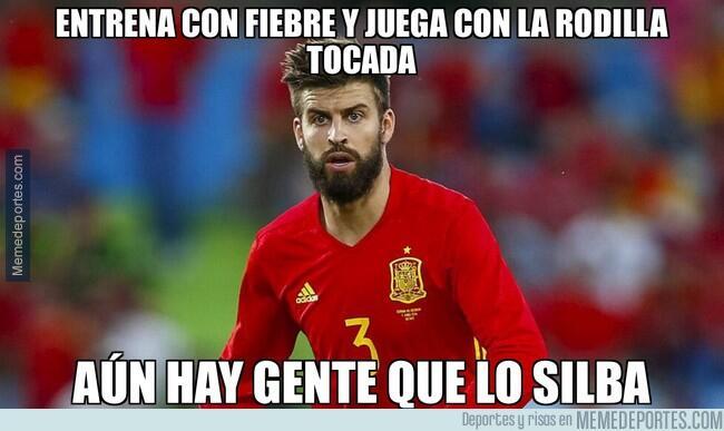 No solo fue España, los memes también le dieron una goliza a Argentina m...