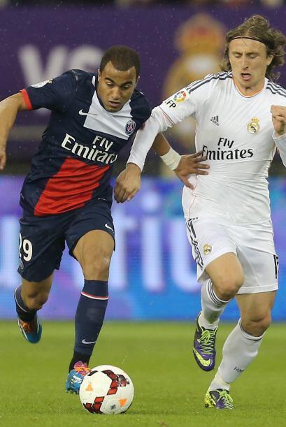 El otro jugador del París que es pretendido por el Madrid también es bra...