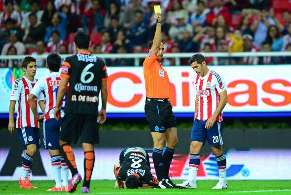 La disciplina es otro punto a resaltar en el cambio de Chivas, pues en l...
