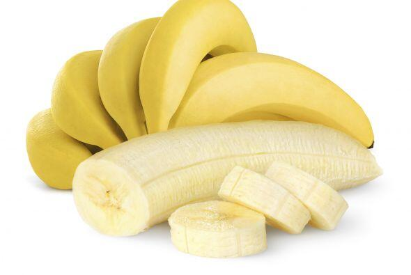 No abuses del plátano, pues aunque no es malo sí puede provocar dolor in...