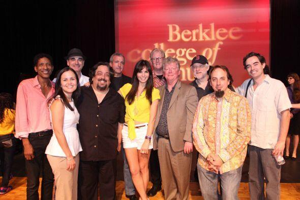Giselle será la madrina de este programa en Puerto Rico y Latinoamérica....