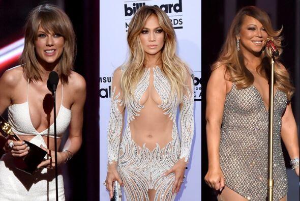 La noche de los Premios Billboard se llenó de sorpresas que no puedes pe...