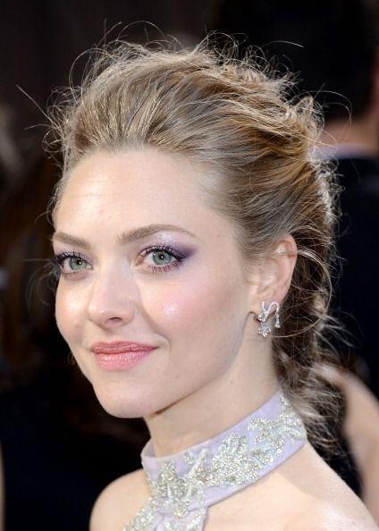 En cuanto a maquillajes, para complementar tu 'look' lila, por las mañan...