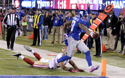 Highlights Temporada 2015 Semana 5: New York Giants 30-27 San Francisco...