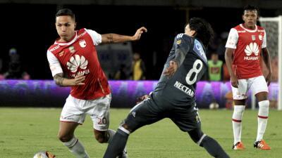 Independiente Santa Fe 3-0 Oriente Petrolero: El Cardenal accede a la fase de Grupos