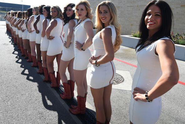 La carrera de autos más importante del mundo, debe tener a las mujeres m...