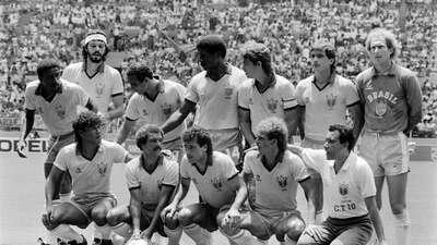 Historias de Mundiales: Sócrates como símbolo de un Brasil brillante pero sin títulos