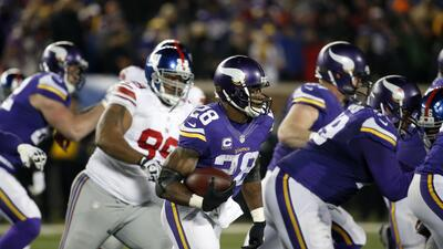 Vikings 49-17 Giants: Minnesota aplasta a los Giants y clasifica a los p...