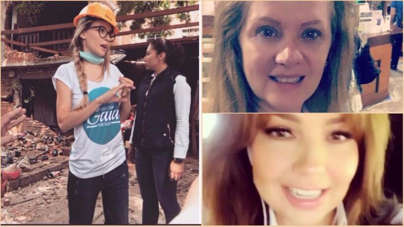 Las actrices que dejaron el glamour y maquillaje por una causa noble