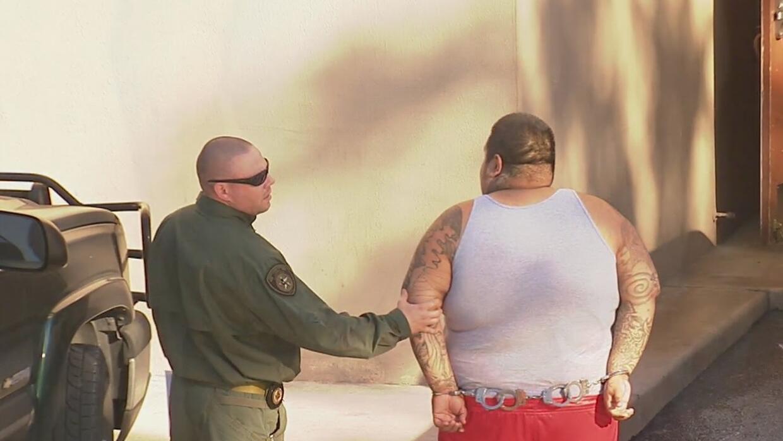 Presentan ante juez federal a sospechosos de narcotráfico arrestados en...