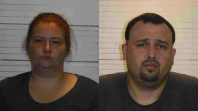 Cara Anderson y Shawn Holland enfrentan cargos por posesión ilega...
