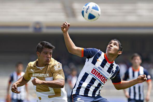 En esa misma fecha Pumas recibe a Monterrey, los dos equipos podrían ten...